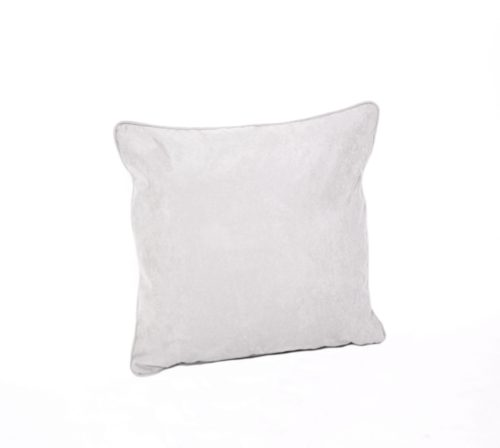 Dekokissen Royal Suede - 50x50cm - Light Grey