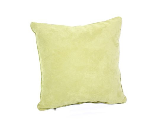Dekokissen Royal Suede - 60x60cm - Citric