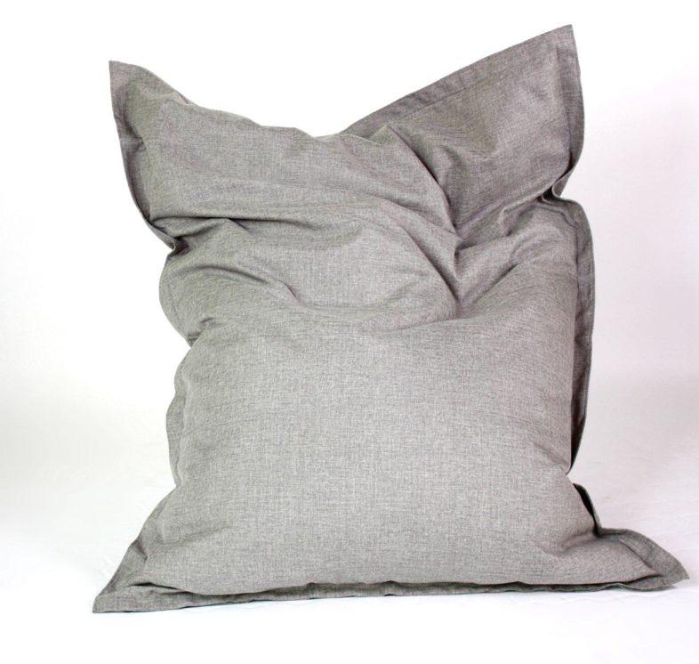 Sitzsack Indoor Savana - 180x140cm - Light Grey